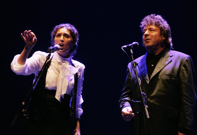 Enrique y Estrella Morente