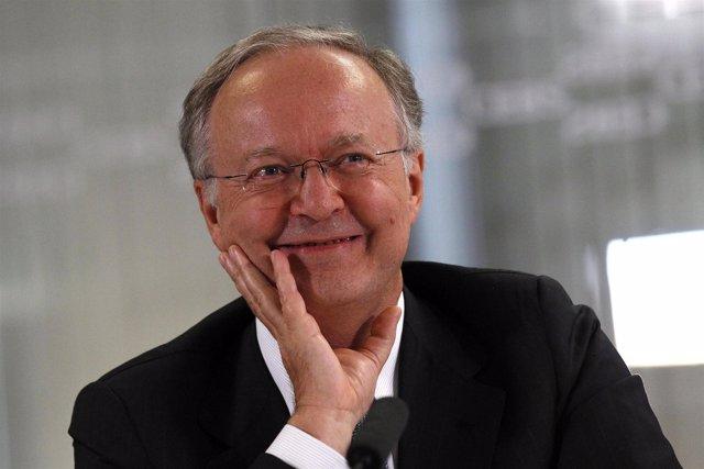Director del CEBS, Giovanni Carosio