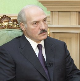 El presidente bielorruso, Alexander Lukashenko