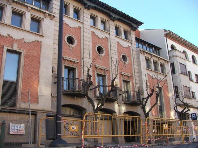 Comienzan Las Obras Del Centro Para La 3ª Edad Y De La Nueva Biblioteca Municipa