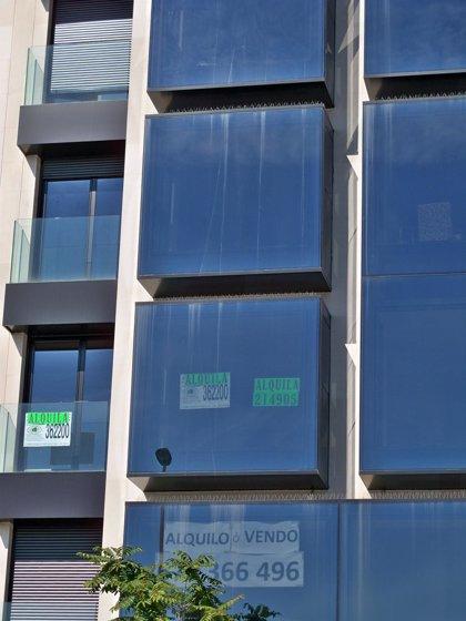 La cuota hipotecaria media mensual se situó el tercer trimestre en 601,95 euros, similar a la media