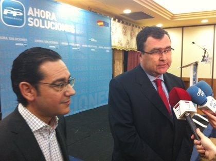 """El PP apuesta por fórmulas """"extrapresupuestarias"""" para financiar grandes inversiones en infraestructuras"""