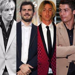 Montaje futbolistas