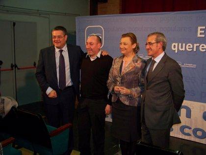 Santiago Escandil, nombrado candidato del PP a la Alcaldía de Fraga (Huesca)