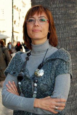 María Gámez, delegada del Gobierno andaluz en Málaga y candidata socialista a la