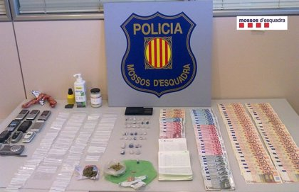 Desmantelan un punto de venta de heroína en El Vendrell (Tarragona)