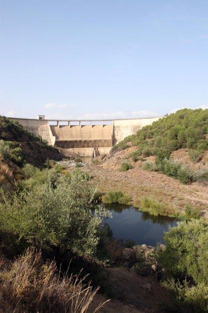 El caudal del río Guadalquivir decrece y no se espera que durante este sábado se repitan subidas como días atrás