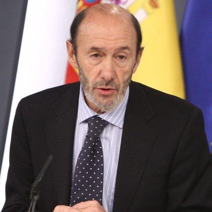 """Rubalcaba destaca el aumento de la seguridad en los últimos años """"frente a los agoreros"""" que pensaban que iba a decrecer"""