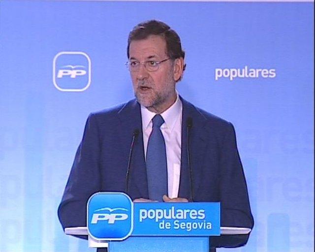 """Rajoy: """"crear un buen programa electoral"""""""