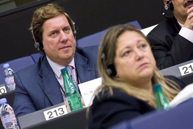 Eurodiputado Gabriel Mato
