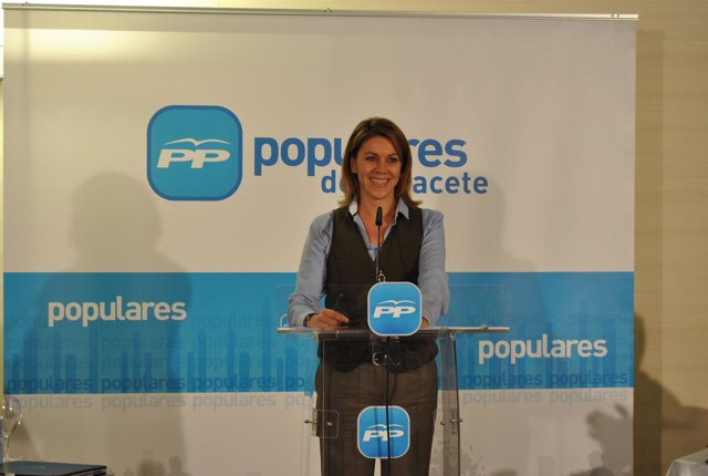 La Junta Directiva Provincial Del PP De Albacete, 11 12 10