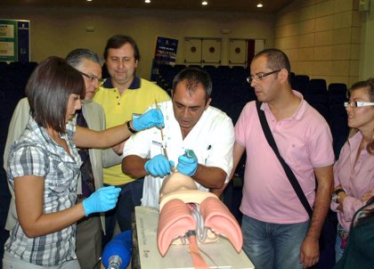 Cerca de 700 profesionales han recibido formación continua este año en el hospital de Tomelloso (Ciudad Real)