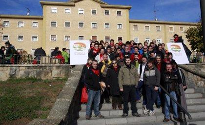 Presentada la Asociación vecinal Txantrea Auzo elkartea, que busca dinamizar la actividad del barrio