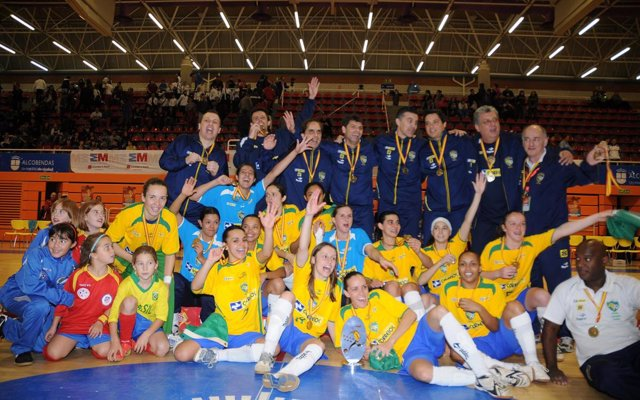 Brasil, campeona del 'I Torneo Mundial'