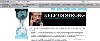 Wikileaks.- Centenares de personas se concentran en las principales ciudades españolas en defensa de Assange