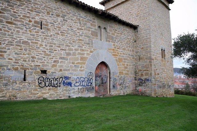Palacio de Mendillorri.