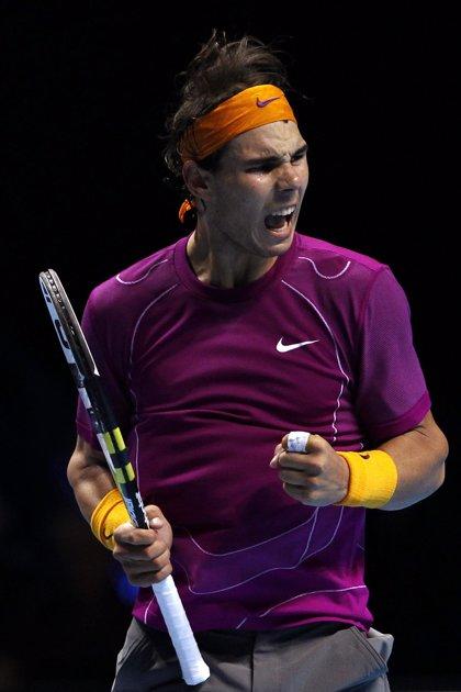 """Nadal: """"He jugado mi mejor tenis"""""""