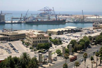 El Puerto de Málaga retira este viernes la verja en el acceso por la plaza de la Marina
