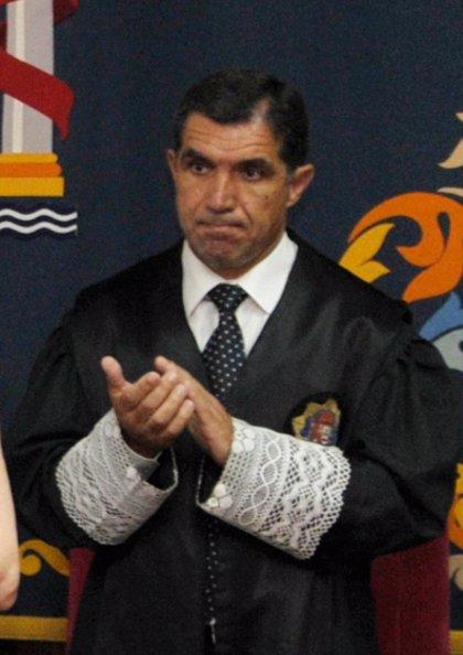 Carlos Dívar preside este viernes la toma de posesión de Lorenzo del Río como nuevo presidente del TSJA