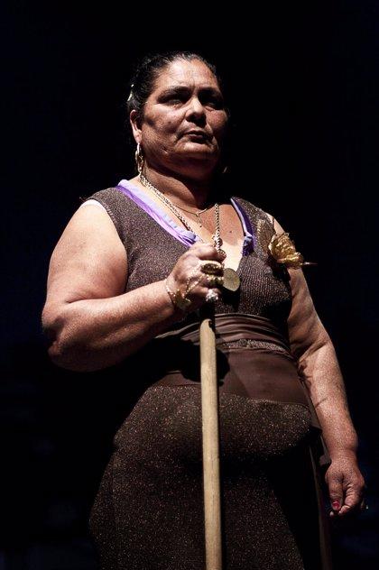 Las gitanas de 'El Vacie' llevan 'La casa de Bernarda Alba' al Teatre Lliure de Barcelona