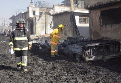 Al menos 15 muertos por una explosión en un oleoducto mexicano