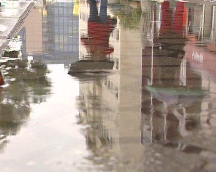 La lluvia pone en alerta amarilla este lunes a Huelva, Cádiz, Sevilla, Córdoba y parte de Málaga