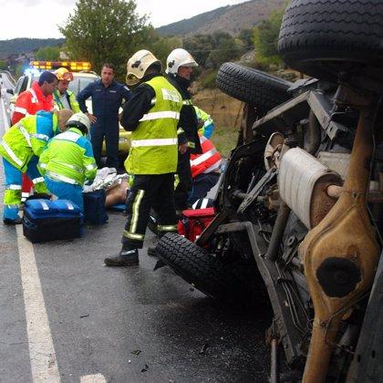 Un total de 15 muertos en las carreteras este fin de semana