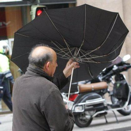 Extremadura permanece este lunes en alerta amarilla por lluvias