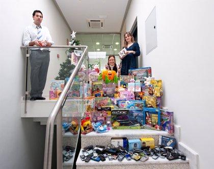Los baleares gastarán 219 euros en regalos y juguetes durante esta navidad, un 8% menos que en 2009