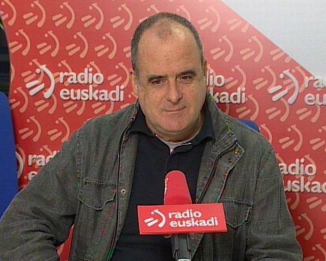 Joseba Egibar (PNV) en Radio Euskadi
