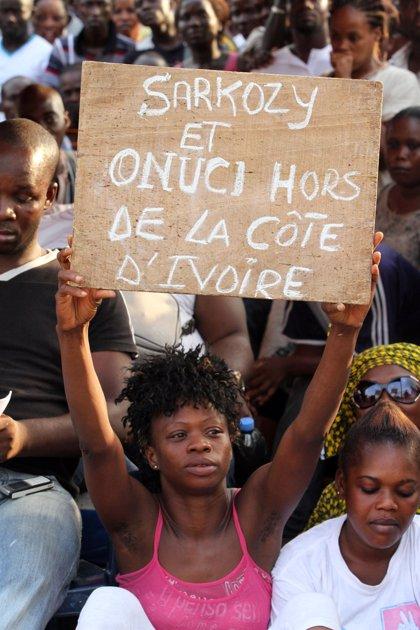 """Los partidarios de Gbagbo, """"dispuestos a morir"""" para mantenerlo en el poder"""