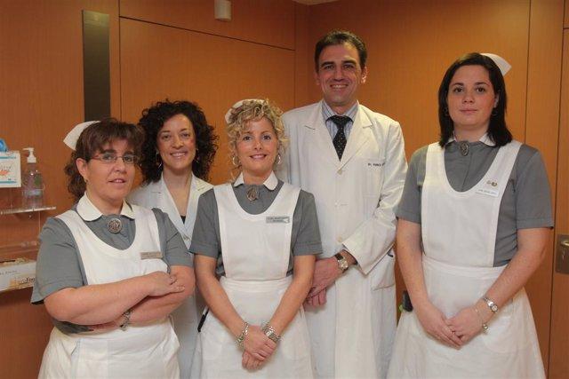 Clínica Universidad De Navarra Ha Participado En El Ensayo De Un Nuevo Tratamien