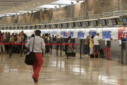 Cancelados 47 vuelos entre aeropuertos españoles y Europa