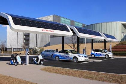 Honda inicia un programa de pruebas de vehículos eléctricos