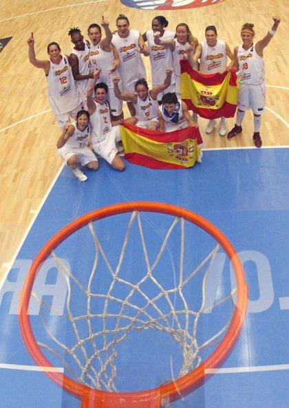 Baloncesto.- El baloncesto cierra 2010 como deporte femenino líder en España con mayor número de licencias federativas