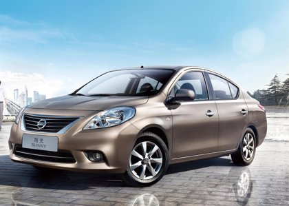 Nissan exhibe una nueva berlina global en el Salón de Guangzhou
