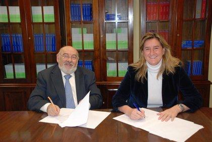 El Instituto Europeo de Salud y anefp firman un acuerdo de colaboración