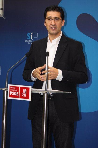 Caballero (PSOE) asegura que la deuda de Castilla-La Mancha supone el 0,87 por ciento de la del conjunto nacional