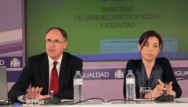 Ildefonso Hernández y Carmen Navarro