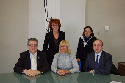 La Universidad de Zaragoza colabora con Atades en la mejora de la autonomía de personas con discapacidad