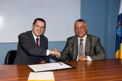 La aseguradora ARAG y el Colegio de Mediadores de Las Palmas firman un convenio