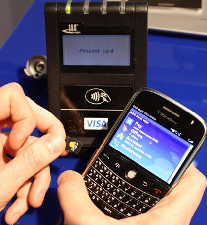 El pago por móvil podría ser habitual en España en tres o cinco años