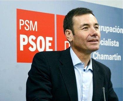 Gómez apuesta por la democracia interna dentro del PSOE y no cree que Bono se postule para suceder a Zapatero