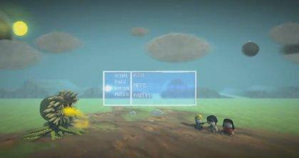 'Final Fantasy VII' en 'LittleBigPlanet 2'