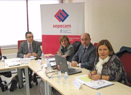 El SEPECAM ofrecerá el próximo año 2.600 acciones de formación para cerca de 44.000 trabajadores