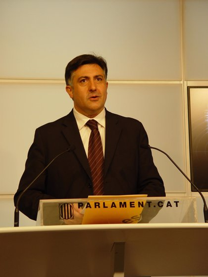 Puigcercós anuncia el 'no' de ERC a la investidura de Mas por la inconcreción de su discurso