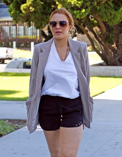 Lindsay Lohan, amenazada dentro de la clínica de rehabilitación