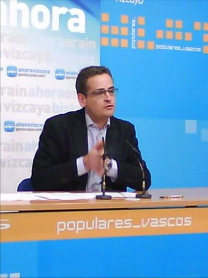 PP vasco impulsará el debate sobre la apertura de comercio y servicios públicos en festivos enfocado al turismo