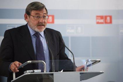 """Lissavetzky se sitúa """"con el Gobierno"""" en la reforma de las pensiones y dice que apuesta por un sistema público"""