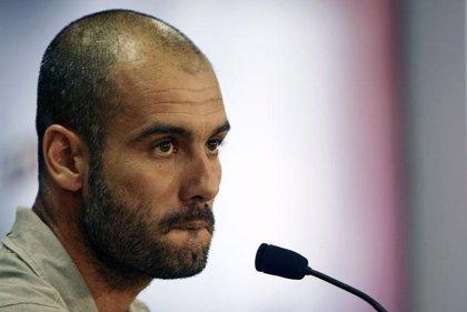 """Guardiola: """"Un mal resultado mañana te puede sacar de una competición"""""""